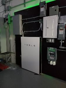 Tesla Powerwall Review >> Canada's First Tesla Powerwall 2 Installation!